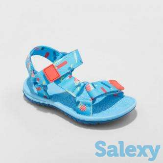 Toddler Girls' Vanya Easy Closure Strap Sport Sandals - Cat …, photo 1