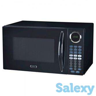 Sunbeam 0.9cu. ft. 900 Watt Microwave Oven Black - SGB8901, photo 1