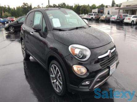 2016 FIAT 500X $17,488.00, 29578 mi, Color: Green, photo 1