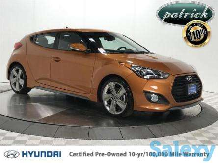 Preloved 3 year old HYUNDAI Veloster $18,250.00, Petrol, …, photo 1