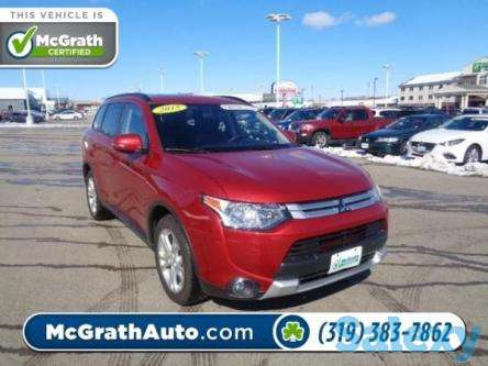 3 year old MITSUBISHI Outlander Petrol, 37088 mi, …, photo 1