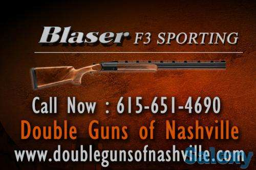 BLASER F3 SPORTING - Double Guns of Nashville, photo 1