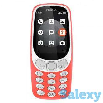 Nokia 3310 TA-1036 3G Gsm Phone (Unlocked) - Red, photo 1