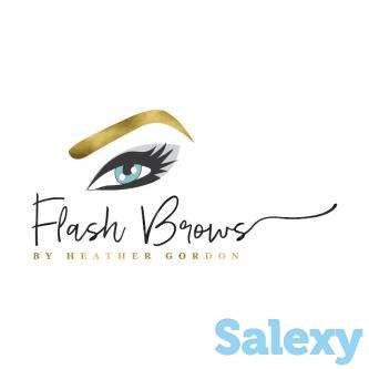 3D Eyebrows Tattoo in Dallas, TX by Flash Brows, photo 1