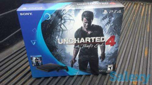 Brand New Uncharted 4 PS4 Bundle 500GB, photo 1