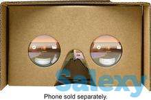 HardGood: Google - Cardboard Virtual Reality Headset - brown, photo 1