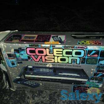 New in Box Coleco Vision Video Game, photo 1