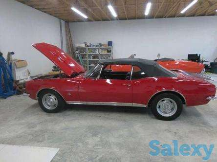 Chevorlet Camaro Convertible for Sale The Motor Masters, photo 1