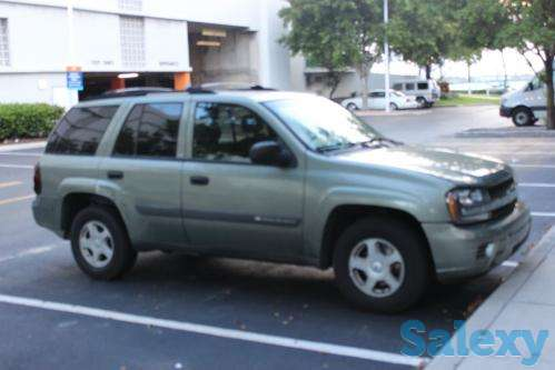 Chevrolet Trailblazer, photo 1