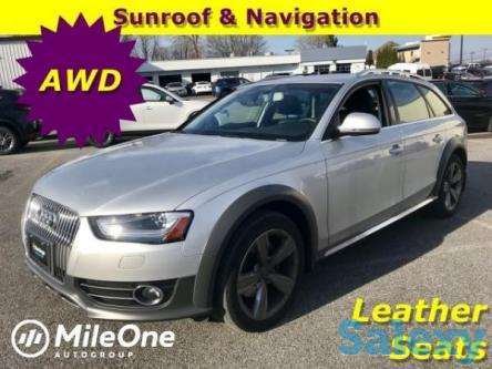 2014 AUDI allroad Petrol, 33300 miles, Color: Silver, photo 1