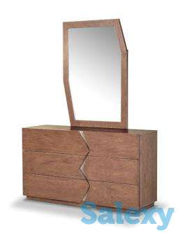 Contemporary Chintaly Athens Six Drawer Dresser, photo 1